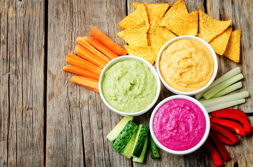 Hummus: boegbeeld van gezond snacken