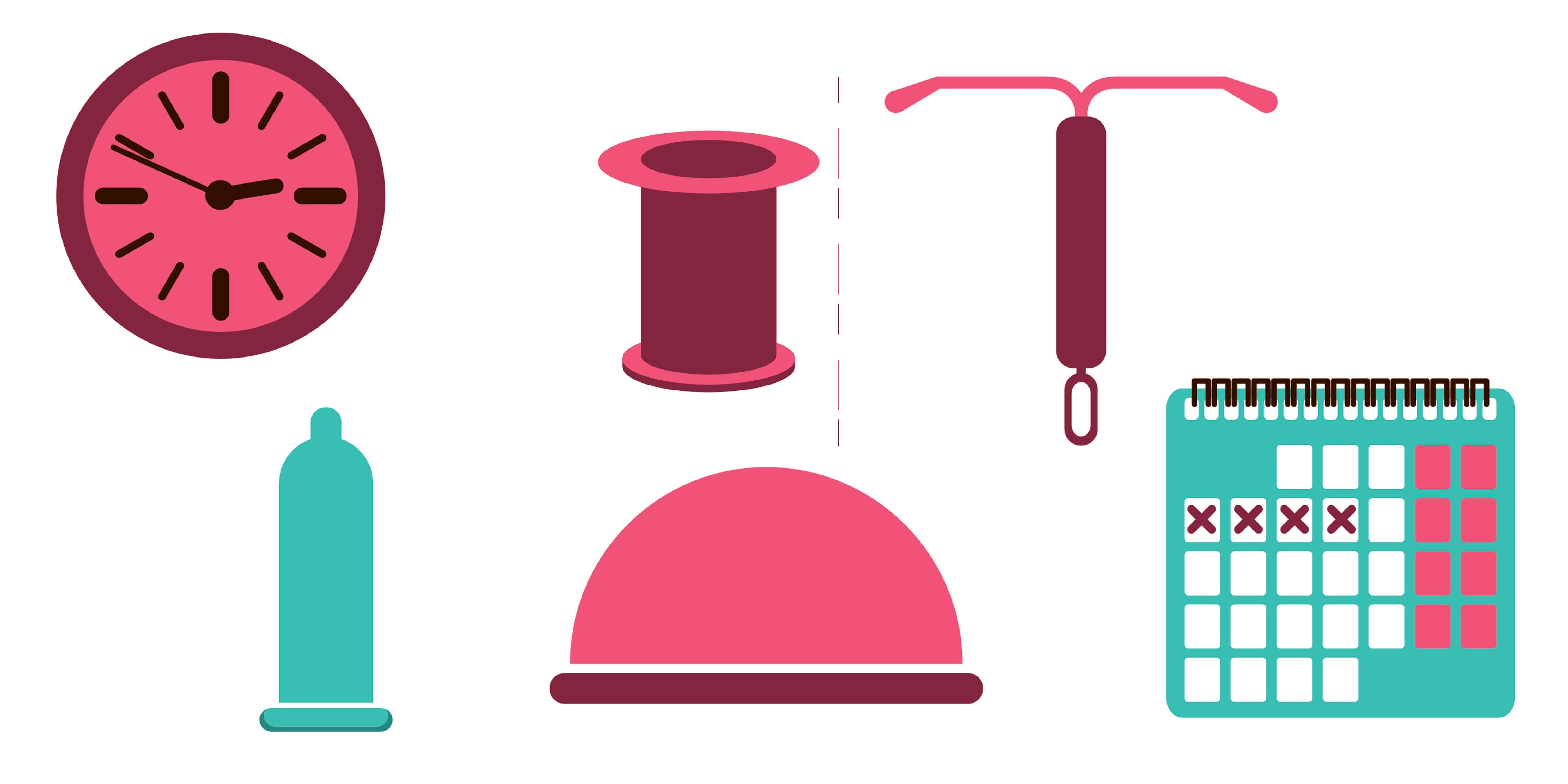 7 hormoonvrije anticonceptie methoden