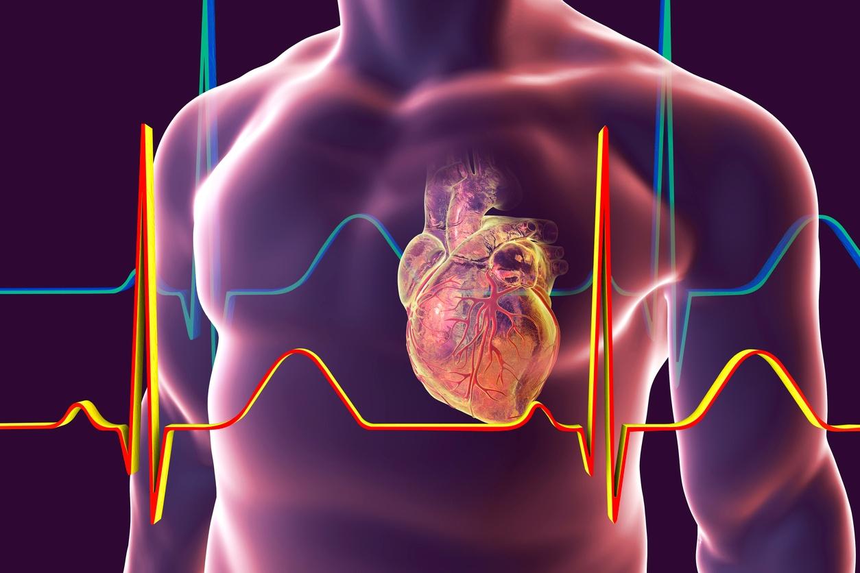 Nascholing: Hartstilstand